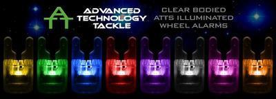 ATT hlásič Clear Body ATTs - Underlit Wheel - 1