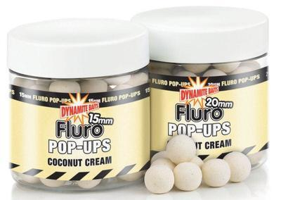 Dynamite Baits plovoucí boilies Pop-up Fluro - 1