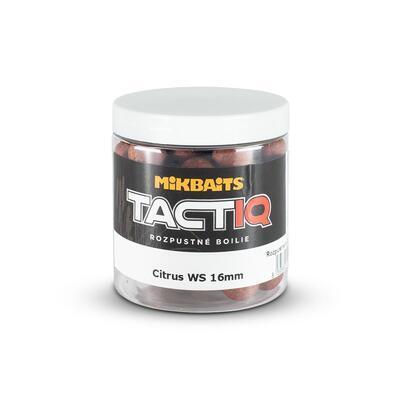 Mikbaits TactiQ rozpustné boilies 250 ml - 16 mm - 1