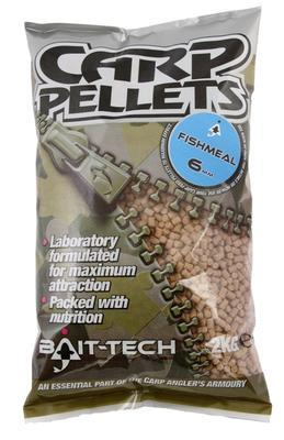 Bait-Tech pelety Carp Feed Pellets - 1