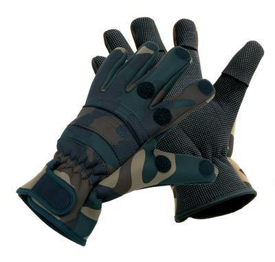 Behr neoprénové rukavice Titanium Neoprén PowerRip