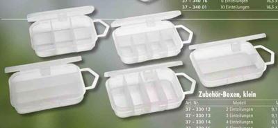 Behr plastové boxy Tackle Box