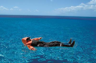 Behr plávajúce oblek Floatationsuit - 1