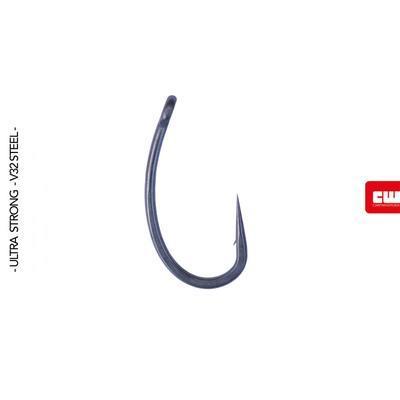 Carp Whisperer háčky Curve - 1