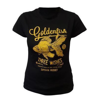 DOC dámské triko Zlatá rybka