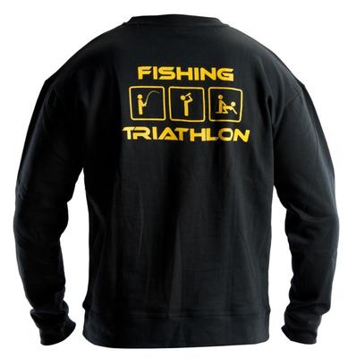 DOC mikina Triathlon černá - 1