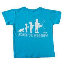 DOC triko dětské modré - 1
