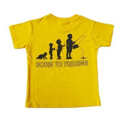 DOC triko dětské žluté - 1