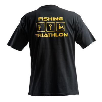 DOC triko Triathlon černé - 1