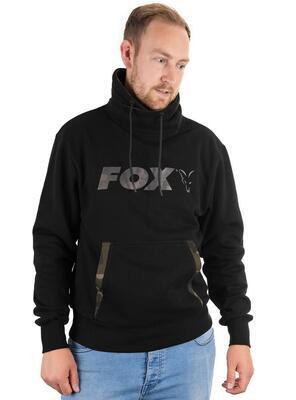 Fox mikina Black Camo High Neck - 1