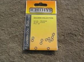 Ichtys kroužky 4,4 mm (YM-6046)