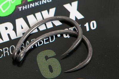 Korda háčky Krank X - 1