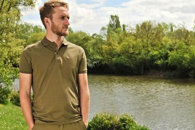 Korda polotriko olivové Polo Shirt - 1