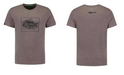 Korda tričko Carp In Hand T-Shirt - 1