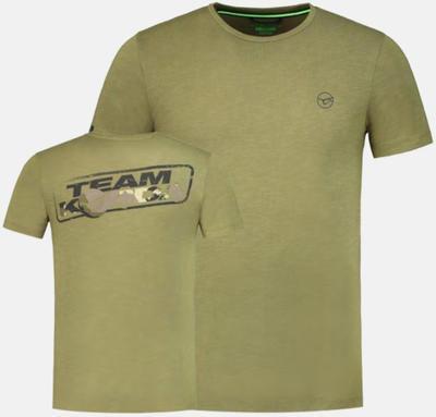Korda tričko TK Olive T-Shirt - 1