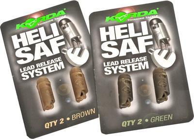 Korda závěsy na olovo Heli Safe Sytem - 1