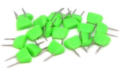 Korda dvojité špendlíky Double Pins 20 ks (KPIN2) - 1