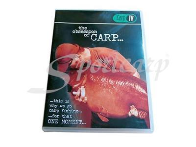 Nash DVD The Obsession of Carp