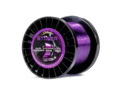 Sportcarp vlasec Stoner Fluo Purple 0,30 mm 10,2 kg 1520 m - 1