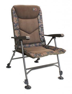 Zfish rybárske kreslo Deluxe Camo Chair (ZF-1792) - 1