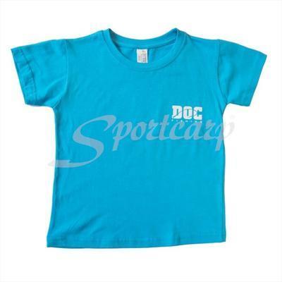 DOC triko dětské modré - 2