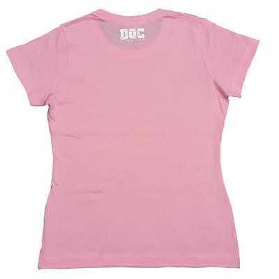 DOC triko dámské Splávky růžové - 2
