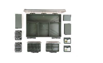 Fox plastový organizér Deluxe Medium Single Box (CBX004) - 2