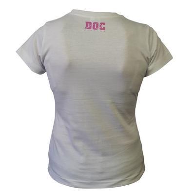 DOC triko dámské Splávky bílé - 2