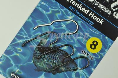 Carp R Us háčky Cranked Hook ATS - 2