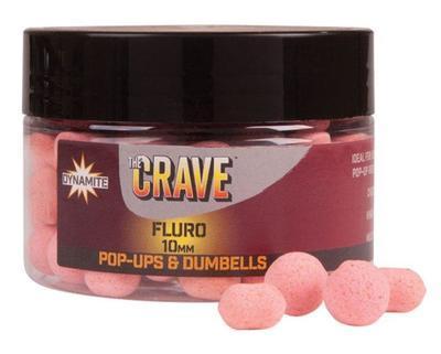 Dynamite Baits plovoucí boilies The Crave Pink Fluro - 2