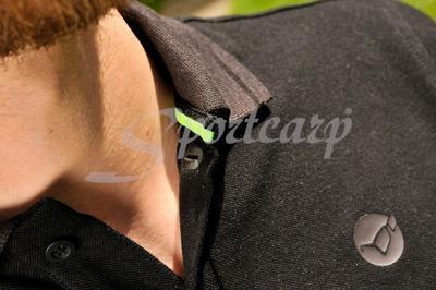 Korda polotriko černé Polo Shirt - 2