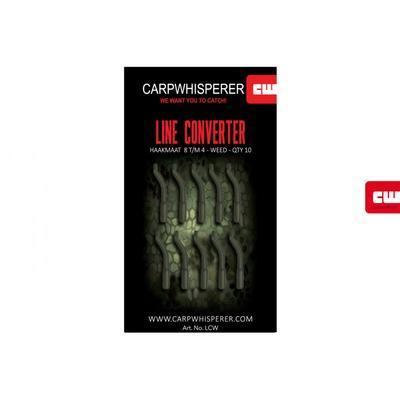 Carp Whisperer vlasová rovnátka Line Converter - 2
