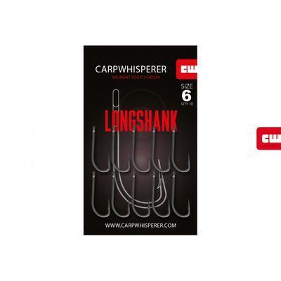 Carp Whisperer háčky Longshank - 2