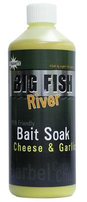 Dynamite Baits atraktant Big Fish River Bait Soak Shrimp & Krill (kreveta a krill) 500 ml (DY1378) - 2
