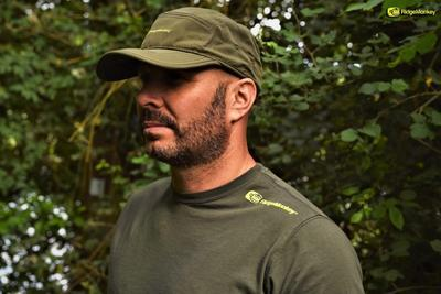 RidgeMonkey tričko Green T-Shirt vel. XL (RM TS-G-XL) - 2