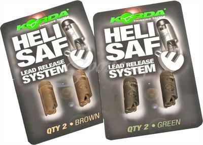 Korda závěsy na olovo Heli Safe Sytem - 2