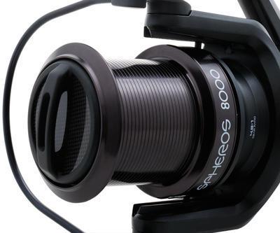 CarpPro naviják Spheros 8000 (SPH8000) - 2