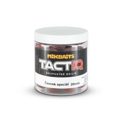 Mikbaits TactiQ rozpustné boilies 250 ml - 16 mm - 2