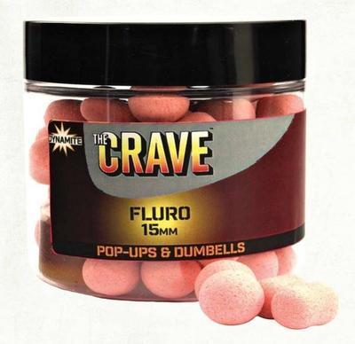 Dynamite Baits plovoucí boilies The Crave Pink Fluro - 3