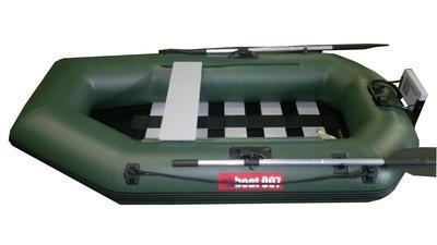 Boat007 nafukovací člun C-235 zelený - 3