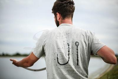 Korda tričko Hook Spec T-Shirt - 3