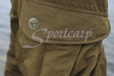 Korda kalhoty Polar Kombats - 3
