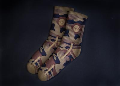 Korda nepromokavé ponožky Waterproof Socks - 3