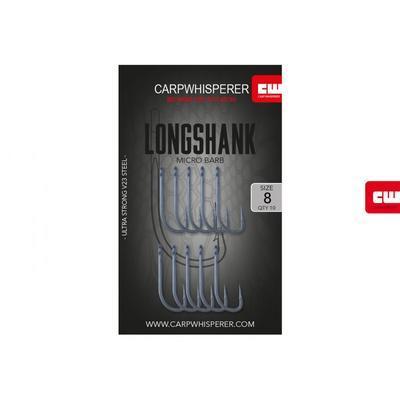 Carp Whisperer háčky Longshank - 3