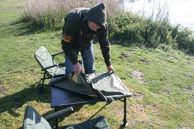 Starbaits stolek do bivaku Base Camp Table (25526) - 3