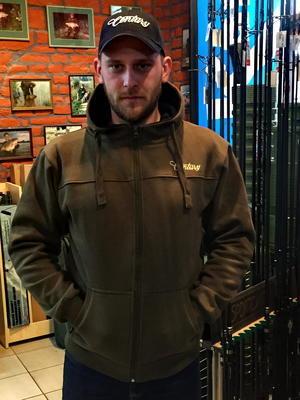 Century mikina s kapucí Premium Zip Hoody - 3