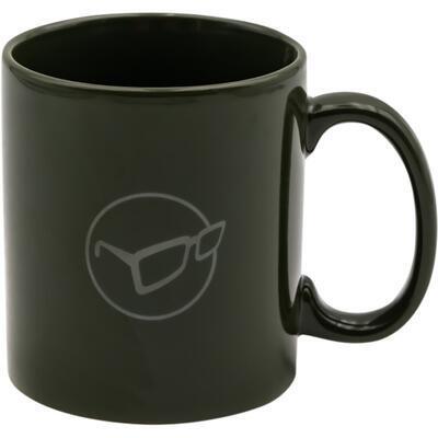 Korda rybárske hrnčeky Glasses Logo Mug - 3