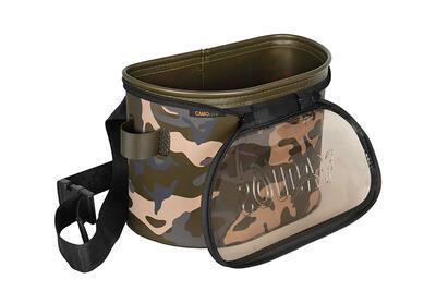 Fox taška na kŕmenie Aquos Camolite Bait Belt - 3
