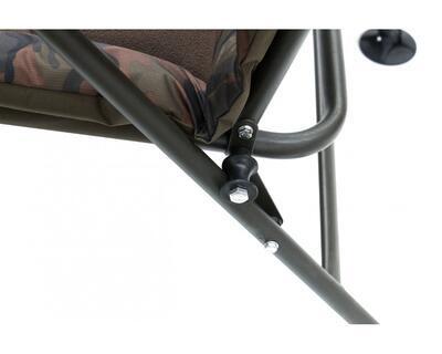 Zfish rybárske kreslo Deluxe Camo Chair (ZF-1792) - 3