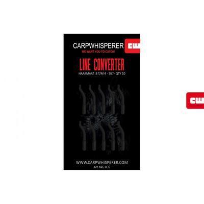 Carp Whisperer vlasová rovnátka Line Converter - 4